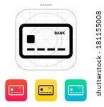 debit card icon.