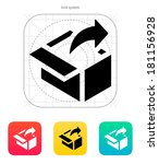 share from box icon.