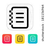 notepad icon.