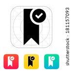 check bookmark icon.
