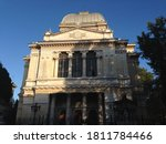 Great Synagogue Of Rome  The...