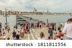 Venice  Italy   July 18  2020 ...