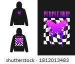 vaporwave graphic design for...   Shutterstock .eps vector #1812013483