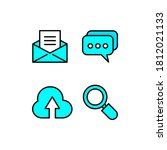 eye catching web icons with...