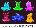 set slime jelli monsters...