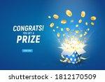 win prize. online casino... | Shutterstock .eps vector #1812170509