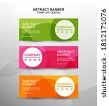 Collection Of Web Banner...