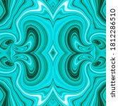 Illustration Malachite Texture...