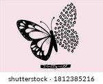 Butterflies And Leopard...