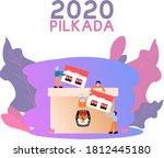 illustration of regional...   Shutterstock .eps vector #1812445180