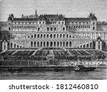 Former Castle Of Saint Germain...