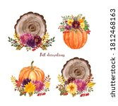 Fall Floral Decorations....