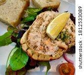 Seafood Dish  Dressed Crab In...