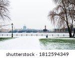 Winter Landscape In Saint...