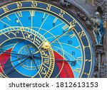 Astronomical Or Solar Clock...