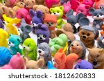 Many Baby Soap Animal Figurines