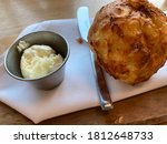 Hot Popover With Butter And...