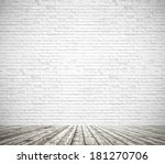 background of an old natural... | Shutterstock . vector #181270706
