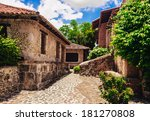 ancient village altos de chavon ... | Shutterstock . vector #181270808