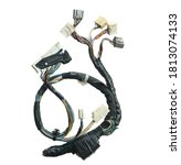 Engine Wiring Harness  With...