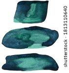 abstract watercolor texture ... | Shutterstock .eps vector #1813110640