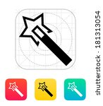 flash magic wand icon.