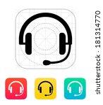headset icon.