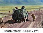 Tanzania  Ngorongoro National...
