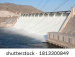 Grand Coulee Dam In Coulee Cit...