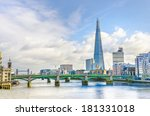 day view from the millennium... | Shutterstock . vector #181331018