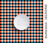 vector creative modern abstract ... | Shutterstock .eps vector #181352900