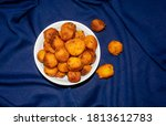 Sugar Palm Fritters Or Taler...