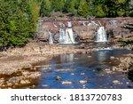 Lepreau Falls In New Brunswick. ...