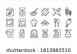 Bakery And Pastry Shop Vector...