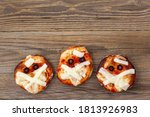 Mini Pizza As Mummy For Kids...