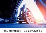 The Big Industrial Forklift...