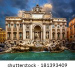 Trevi Fountain   The Largest...