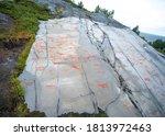 The Art Rock Carvings At Alta ...