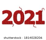 New Year 2021 Of Crocheted...