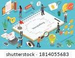 storytelling  creative content... | Shutterstock .eps vector #1814055683
