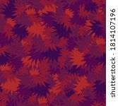 seamless abstract vector... | Shutterstock .eps vector #1814107196