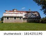 An Abandoned Old Farm House...