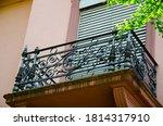 Beautiful Balcony With Flowers  ...