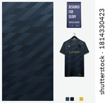 fabric textile design. black... | Shutterstock .eps vector #1814330423