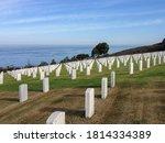 Military Graveyard Cemetary...