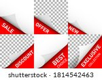 page with offer. paper... | Shutterstock .eps vector #1814542463