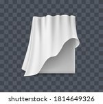 draped table covers. big... | Shutterstock .eps vector #1814649326