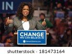 oprah winfrey attending barack...   Shutterstock . vector #181473164