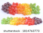 sugar confectionery candy gum... | Shutterstock . vector #1814763773