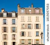 Paris  Typical Facades And...